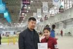 恭喜婷婷同学通过CKU牵犬师C级资格认证考试!