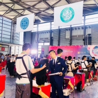 杨威老师担任2018年上海亚宠展CKUbwin官网考试审查工作!