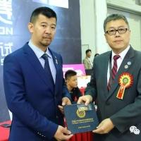杨威老师获得CKU首批中国亚博体育下载链接审查员!