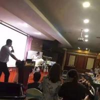 杨威老师,2017年无锡公开课!比熊犬美容讲座!
