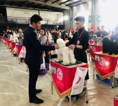 很荣幸担任2018年CKU华北区bwin官网资格认证考试(11月·天津)恭喜获奖和通过同学们...