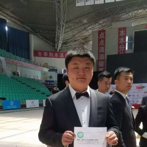 恭喜方磊同学通过CKU牵犬师C级资格考试!