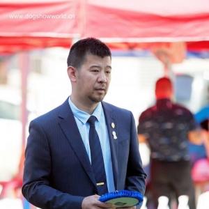 杨威老师担任2018年9月中国CKU济南犬展审查员!恭喜获奖犬只!