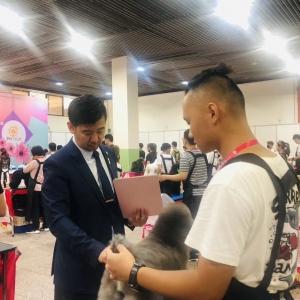杨威老师担任2019年CKU华北区bwin官网资格认证考试 { 6月·太原 }审查员!